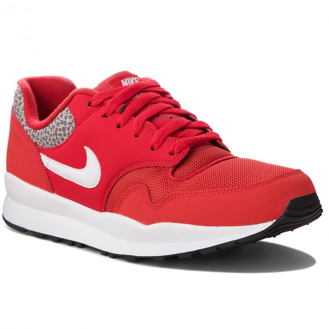 Hombre 371740 white Safari 600 University Nike Red Zapatos Sneakers De black Air HIYeWED92