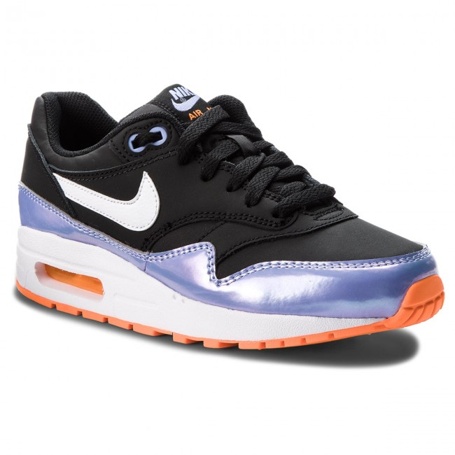 Mujer De 003 Zapatos twilight Max 1gs807605 Pulse Nike Sneakers Air Black white 7v6gyYbf