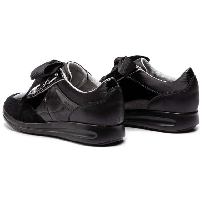00222 Agyleah C9999 A Mujer D926ca D De Black Geox Sneakers Zapatos gfymYI67vb