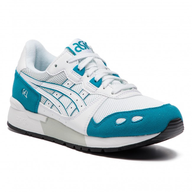 Tiger 1191a092 White De lyte Blue Sneakers Mujer Gel Zapatos 102 Asics teal 5AqjL4R3