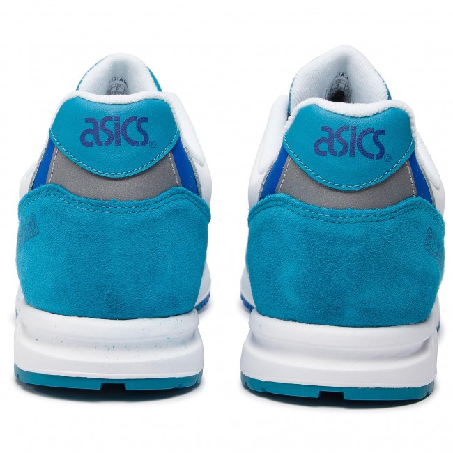 De White Zapatos 1191a169 Asics Sneakers Hombre 100 Tiger illusion Blue Gelsaga EIYDW29H