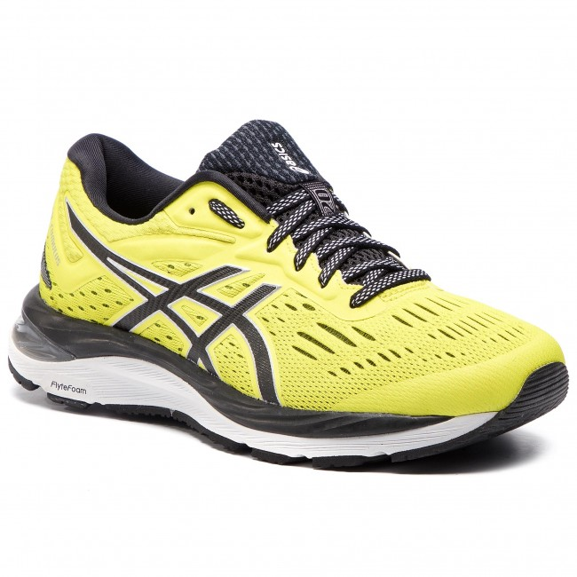 Zapatos ASICS - Gel-Cumulus 20 1011A008 Lemon Spark/Black 750
