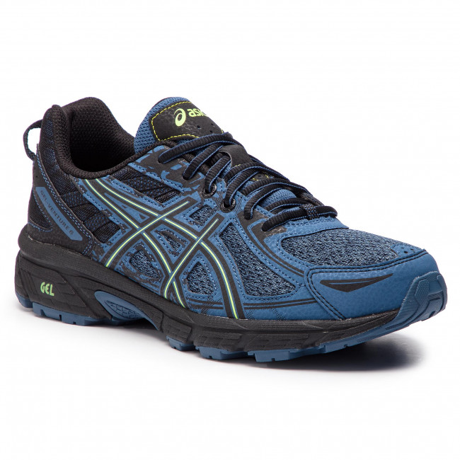 Zapatos ASICS Gel Venture 6 1011A591 Grand SharkNeon Lime 400