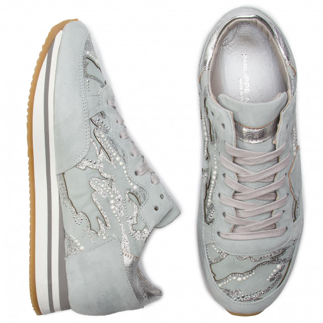 Tropez Higher Model Ff02 Eau Thld Zapatos Philippe Mujer Sneakers De Diamant Cam DW2IYE9H