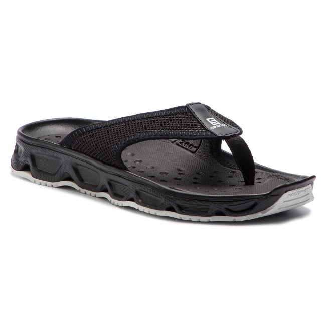 Chanclas SALOMON - Rx Break 4.0 407448 27 M0 Black/Black/White