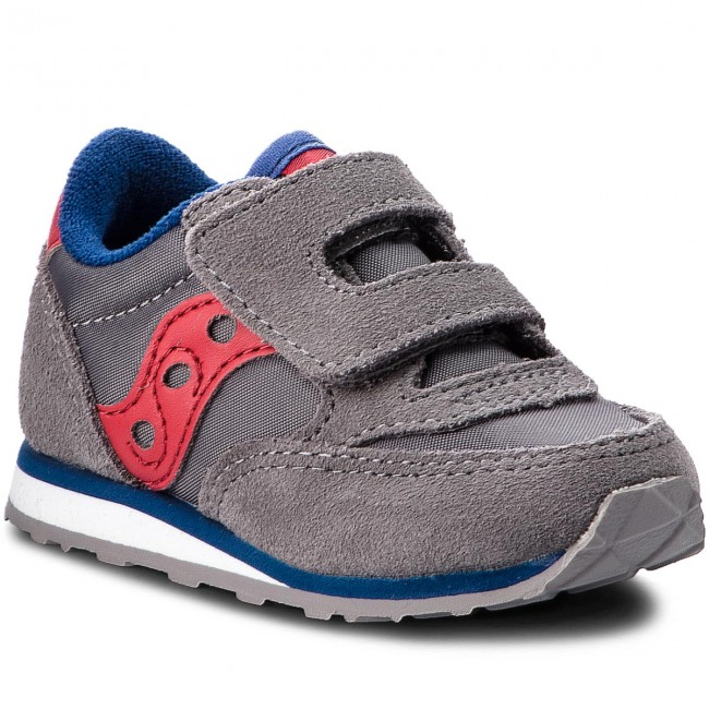 Sneakers SAUCONY Baby Jazz Hl SL259641 GreyRed