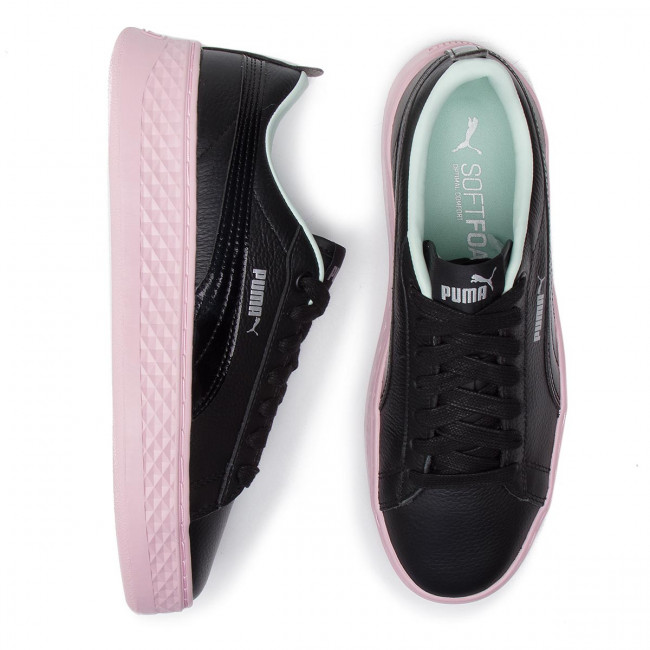 369133 Black De fair 01 pale Smash Platform Sneakers Aqua Pink Puma Zapatos Mujer Trailblazer eD9EWIHYb2