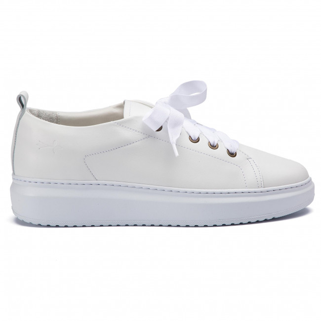 Off M Sneakers De Bold Zapatos Snk W 1 Su Manebi 5 White Mujer Leather TlK1FJ3c