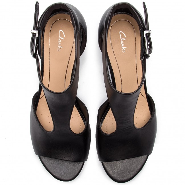 Y Mujer Chanclas Black Sandalias Para De Diario Zapatos Laureti 261401734 Leather Clarks Star TXiPuOkZ