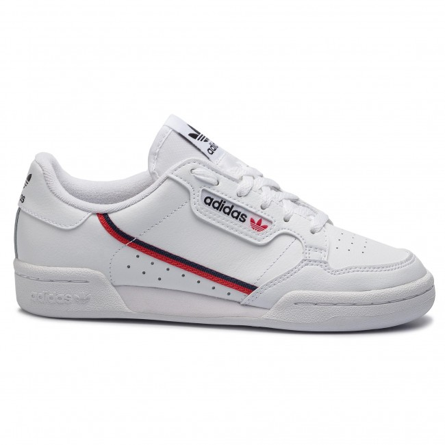 scarle Zapatos 80 J Adidas Mujer Continental Sneakers Ftwht conavy De F99787 NwPk8n0OX