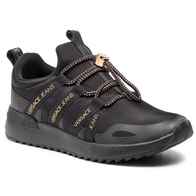 Versace E0vtbsg3 Jeans De Zapatos Mujer Sneakers M27 70946 2YH9eIEDW