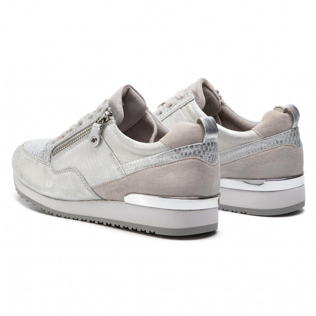 Zapatos 23600 Silver 943 9 22 Comb De Sneakers Caprice Mujer b6Igyf7vY