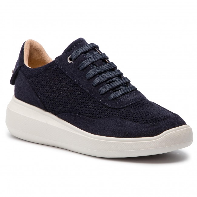 Sneakers Geox - D Rubidia A D84apa 00022 C4002 Navy Zapatos