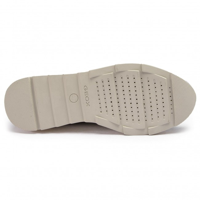 0qu22 D De Wht Silver off Zapatos Sneakers Mujer D925ta C0628 Geox A Gendry tCrdsQh