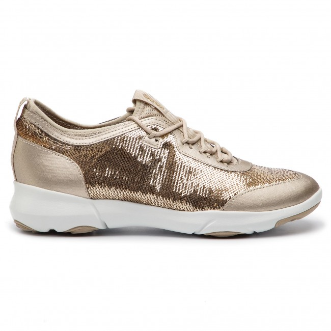 A Gold Geox Planos 000at Mujer Nebula Zapatos D92bha C2005 D X De wPZukTXlOi