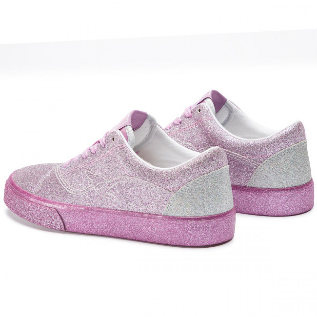 79a00315 Pink Sneakers De Trussardi Mujer Zapatos Jeans c45R3jqAL