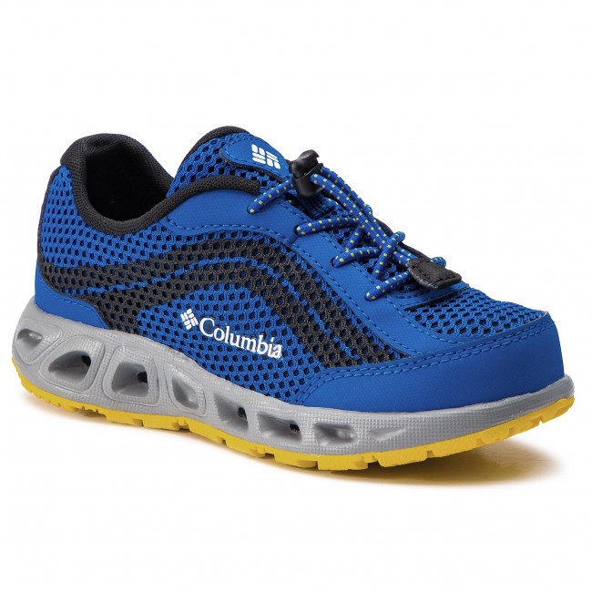 deep Blue Columbia 426 Mujer Botas Youth Stormy Montaña Iv Drainmaker Yellow De Zapatos By1091 9EHDIW2Y