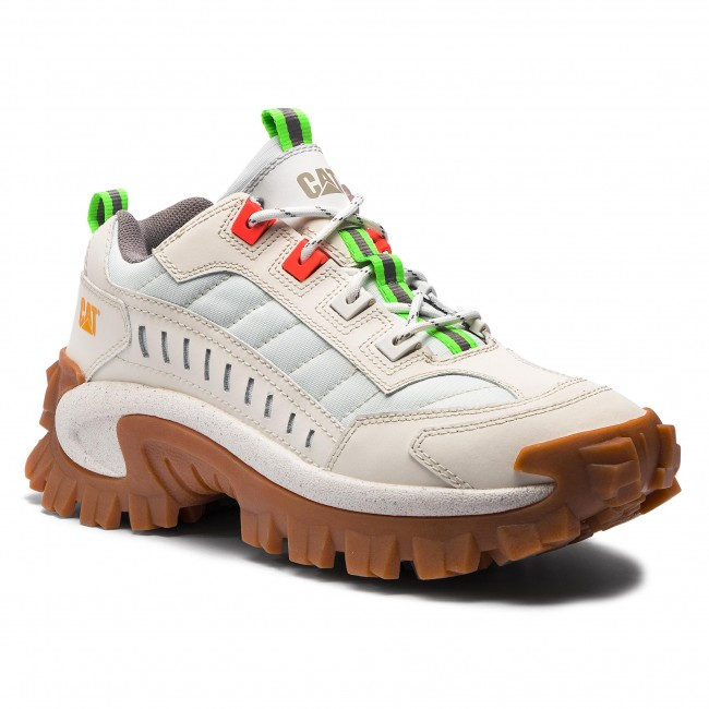 Intruder White Oxford CATERPILLAR Star Zapatos P723311 hQrsdt