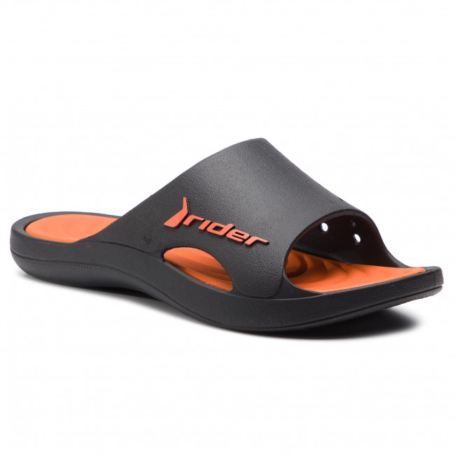 Chanclas Rider - Bay Viii Ad 82566 Black/orange 20757 Y Sandalias De Hombre | Zapatos.es