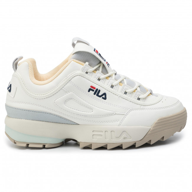 Sneakers gray Mujer De Fila Wmn Zapatos Cb Marshmallow Disruptor 1010604 02x Violet Low Klc5T1uJF3