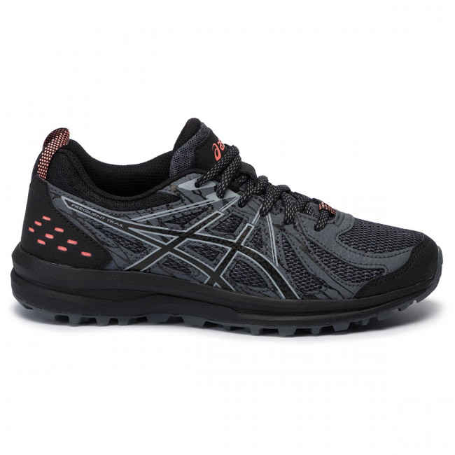 004 Trail 1012a022 Asics Blackpiedmont Zapatos Frequent Grey NwmnO80Pyv