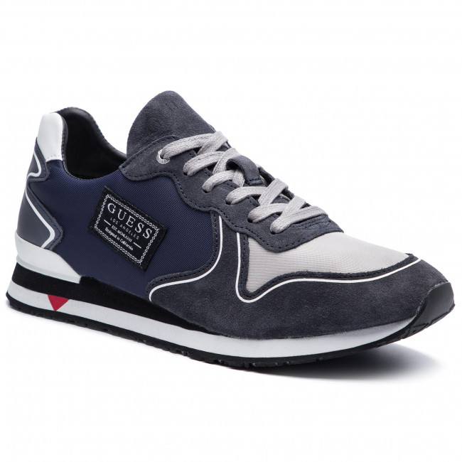 Sneakers GUESS New Glorym FM7NGL SUE12 NAVY