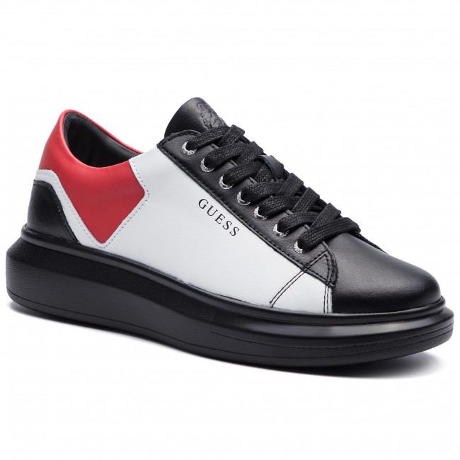 Sneakers Guess - Opera Fm7ope Lea12 Whire