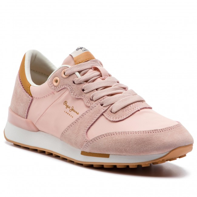 Sneakers Pepe Jeans - Bimba Soft Pls30861 Pink 325 Zapatos
