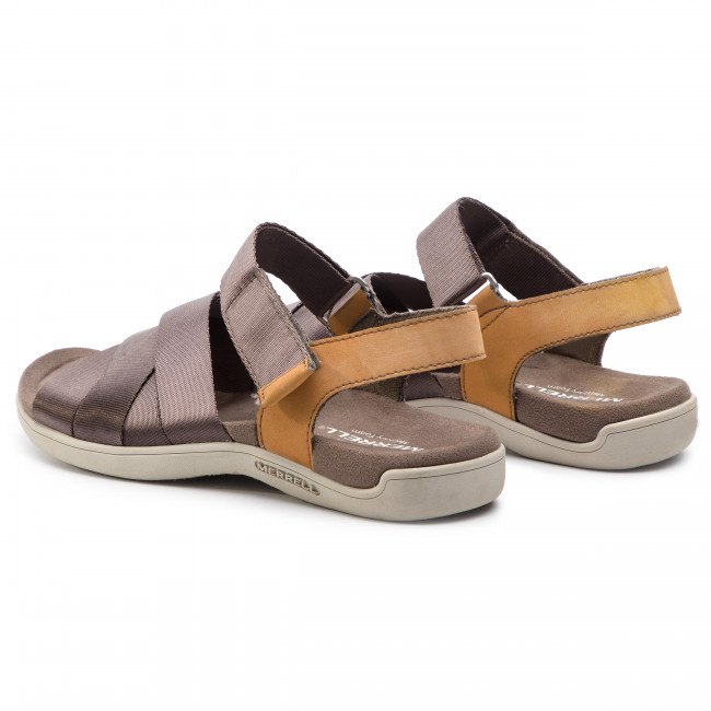 Sandalias Para Zapatos District Chanclas Mujer Y Merrell De Falcon J97250 Diario Maya Backstrap vmNwP0Oy8n