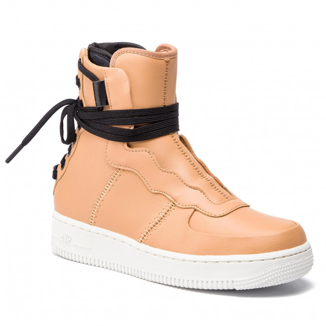 Zapatos Nike - Af1 Rebel Xx Ao1525 200 Praline/black/summit White Sneakers