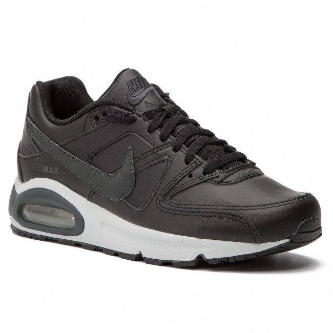 Zapatos NIKE Air Max Command Leather 749760 001 BlackAnthraciteNeutral Grey