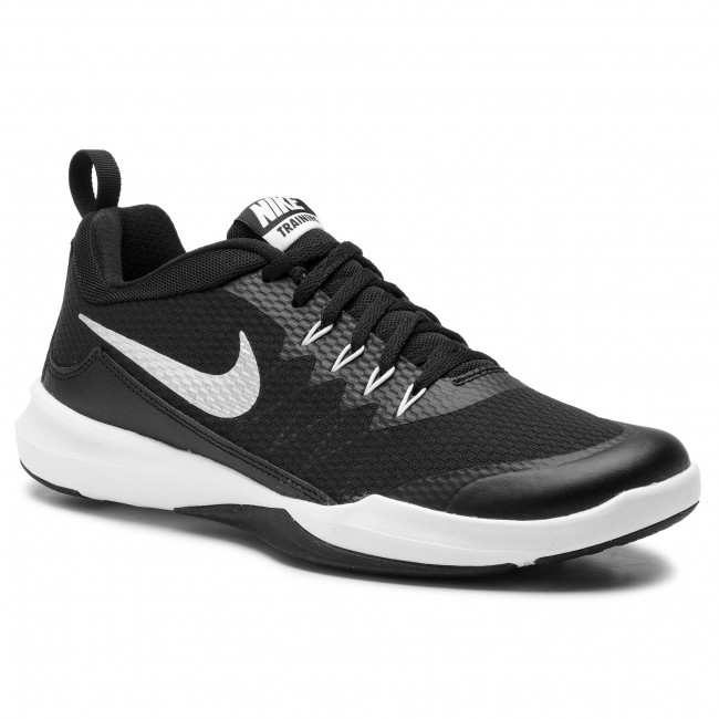 Zapatos NIKE Legend Trainer 924206 001 BlackMetallic SilverWhite