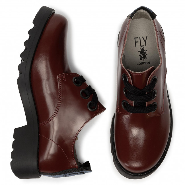 Mujer Red Fly Rudafly Zapatos De Oxford P144538001 London m8Onvw0N