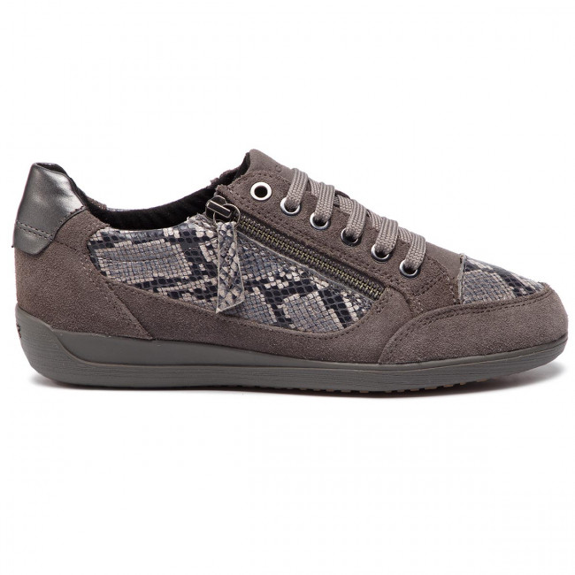 Dk C9002 Sneakers De Geox Grey Zapatos D6468a Mujer A Myria D 04122 wn8ONvm0