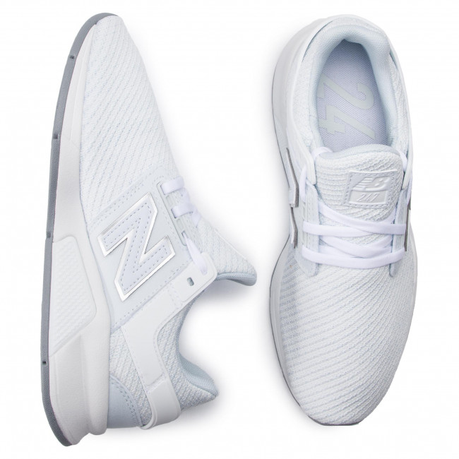 Azul De Mujer Ws247th New Balance Sneakers Zapatos sQxCthBrd
