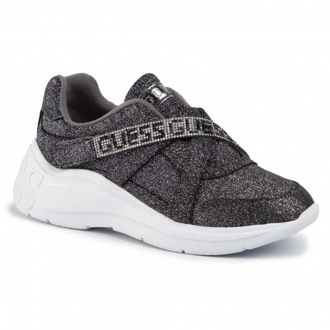 Sneakers Guess - Stoney2 Fl8se2 Fam12 Pewter Zapatos