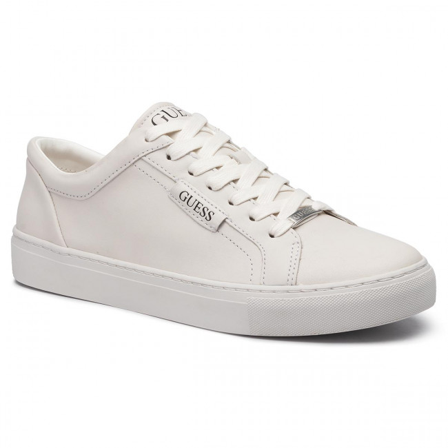 Sneakers Guess - Larry Fm8lar Lea12 White