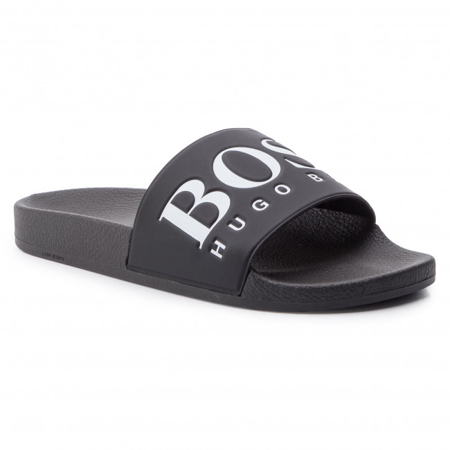 Chanclas BOSS - Solar 50388496 10208293 01 Black 002