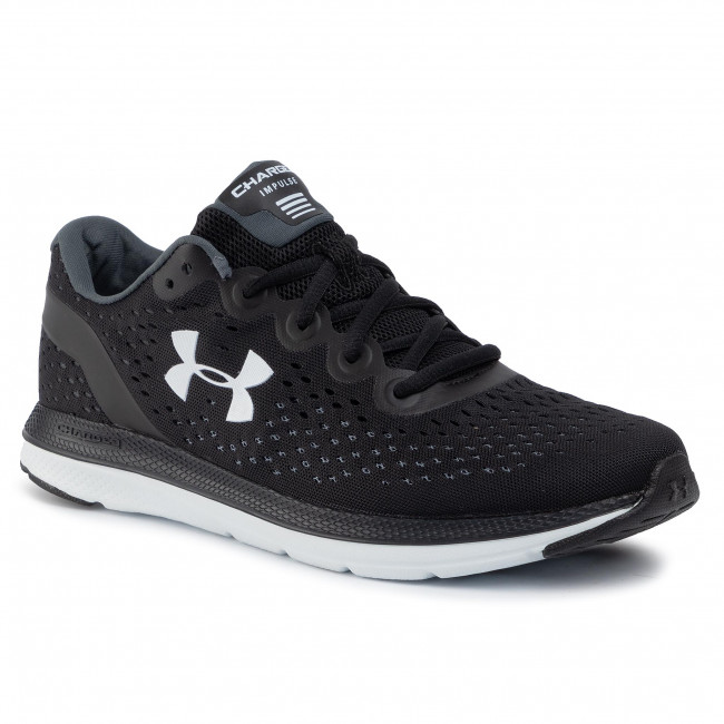 Zapatos Under Armour - Charged Impulse 3021950-002 Blk Para Entrenamiento Zapatillas Correr Deportivas