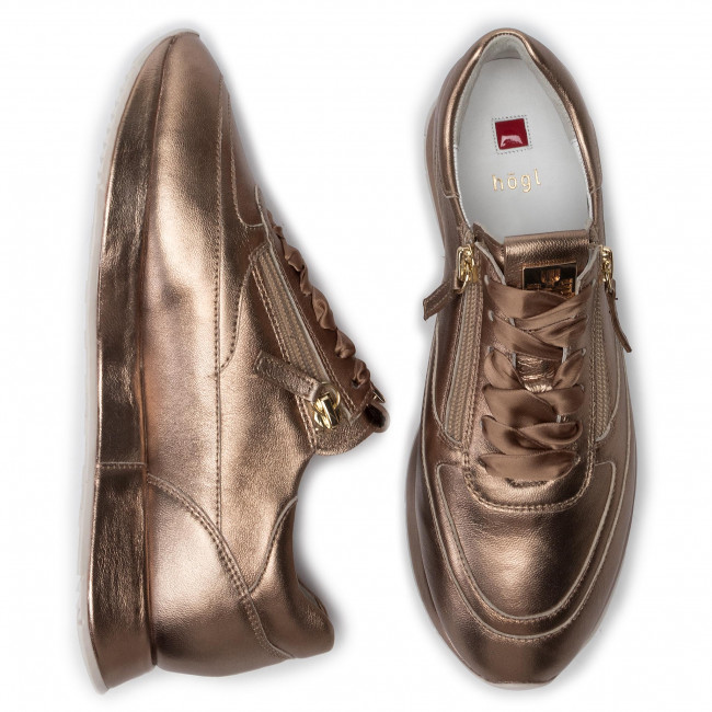 Högl 7000 De Zapatos Mujer Bronce Sneakers 8 101326 5l3uFK1JcT