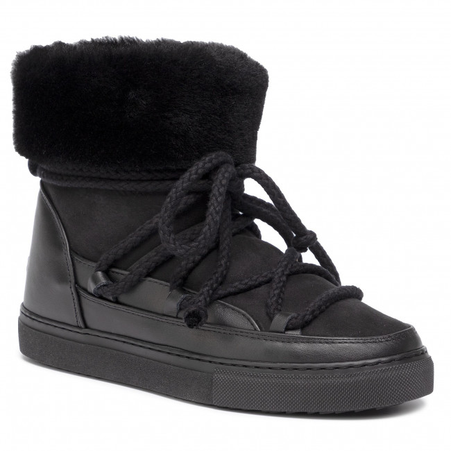 Zapatos INUIKII Sneaker 70202 5 H Black High