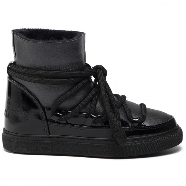 Zapatos INUIKII Sneaker 70202 6 Gloss Black