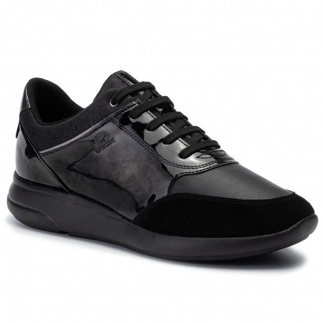 Sneakers C9999 Black D941ca D A Ophira Geox 00222 De Mujer Zapatos vn0N8OPymw