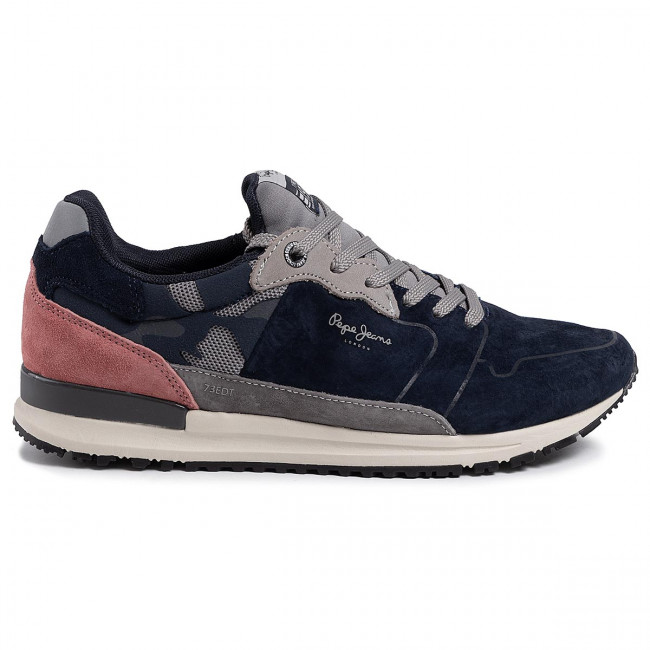 Sneakers PEPE JEANS  Tinker Pro Racer PMS30583 Navy 595