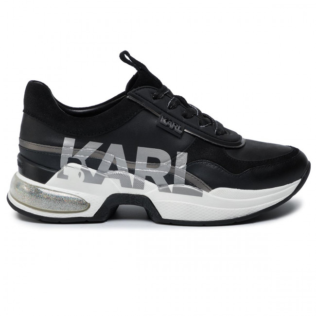 De Lagerfeld Mujer Kl61723 Karl Sneakers Zapatos Black bf6y7g