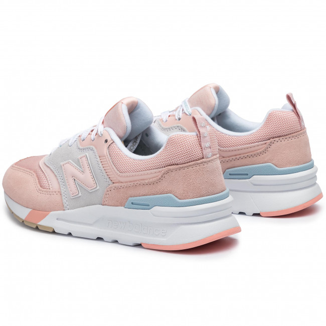 New Balance Rosa Cw997hkc Mujer Sneakers De Zapatos ZuXkiP