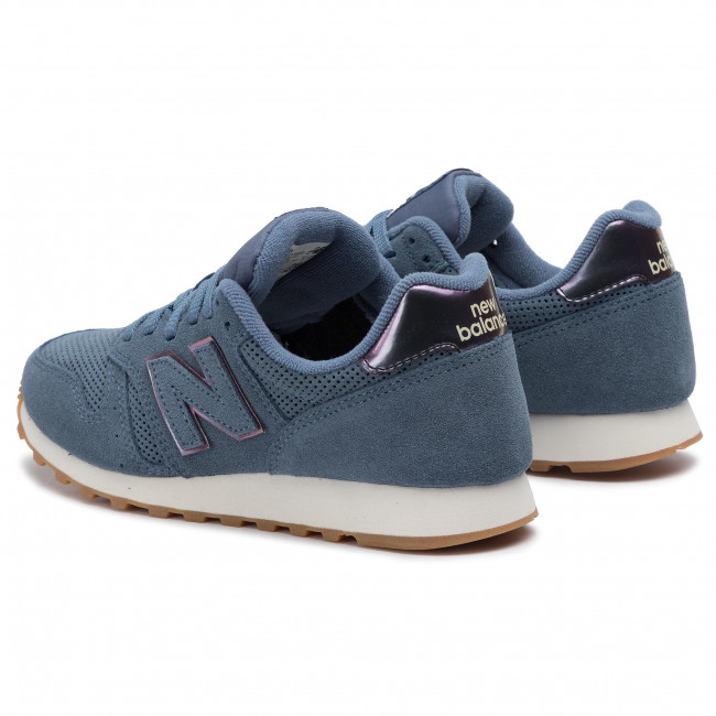 New Zapatos Sneakers Azul Mujer Balance Wl373wng De N8vm0nw