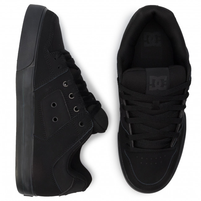 lpbZapatos Hombre Pure pirate black Black De Dc Sneakers 300660 vymYI6bf7g