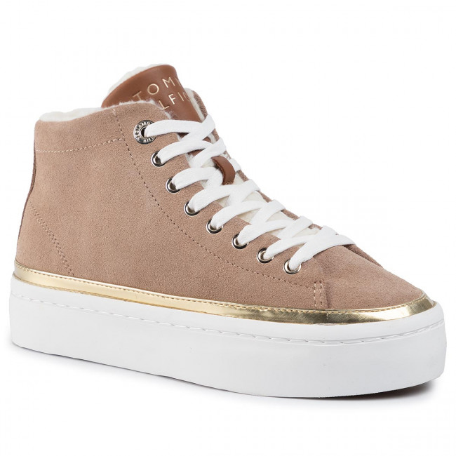 Sneakers Tommy Hilfiger - Fw0fw04535 Tiger's Eye Gez Zapatos