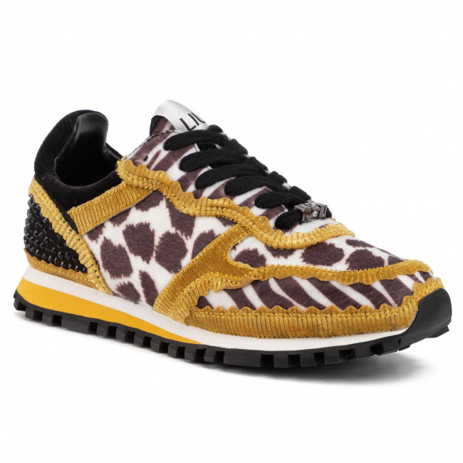 Sneakers Liu Jo - Wonder Bxx049 Tx079 Yellow 00004 Zapatos